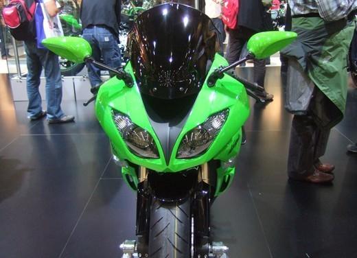 Kawasaki Ninja ZX-6R 2009 - Foto 22 di 25