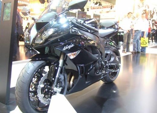 Kawasaki Ninja ZX-6R 2009 - Foto 23 di 25