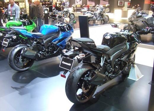 Kawasaki Ninja ZX-6R 2009 - Foto 24 di 25