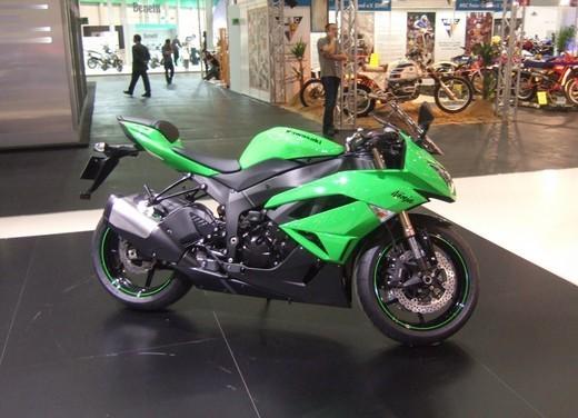 Kawasaki Ninja ZX-6R 2009 - Foto 25 di 25