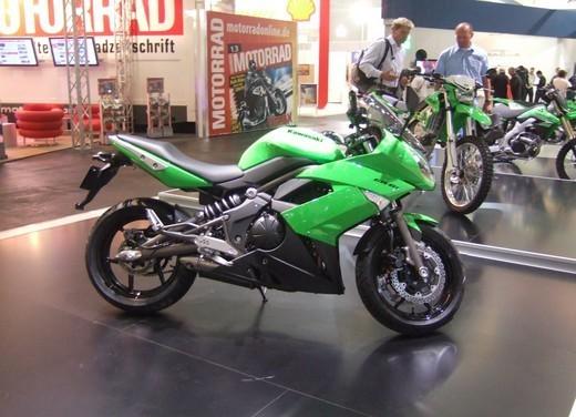 Campagna di richiamo per la Kawasaki ER-6f e ER-6f ABS 2009 - Foto 13 di 20