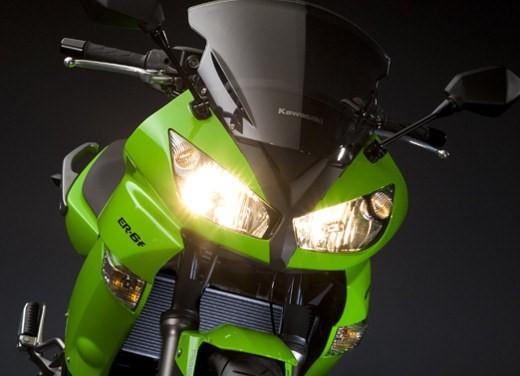 Campagna di richiamo per la Kawasaki ER-6f e ER-6f ABS 2009 - Foto 10 di 20