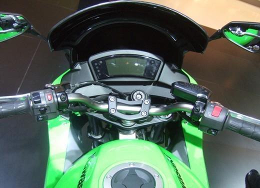 Campagna di richiamo per la Kawasaki ER-6f e ER-6f ABS 2009 - Foto 18 di 20