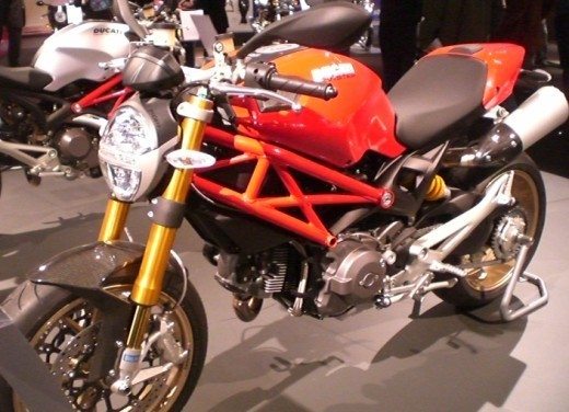 Ducati Monster 1100 S - Foto 3 di 25