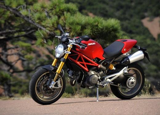 Ducati Monster 1100 S - Foto 20 di 25