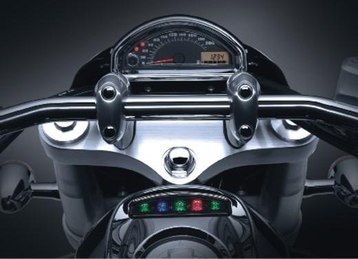 Suzuki Intruder M1500 - Foto 9 di 43
