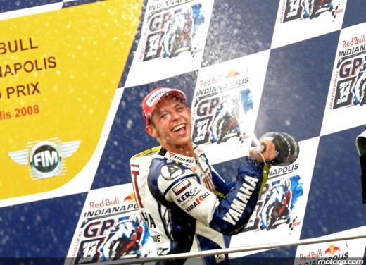Valentino Rossi – ottavo titolo - Foto 2 di 16