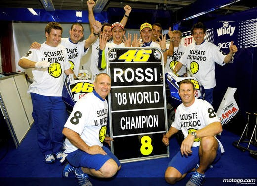 Valentino Rossi – ottavo titolo - Foto 9 di 16