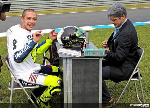 Valentino Rossi – ottavo titolo - Foto 11 di 16