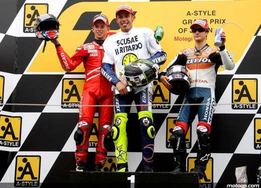 Valentino Rossi – ottavo titolo - Foto 13 di 16