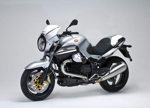 Moto Guzzi 1200 Sport 4V - Foto 16 di 21