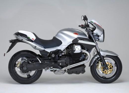 Moto Guzzi 1200 Sport 4V - Foto 18 di 21