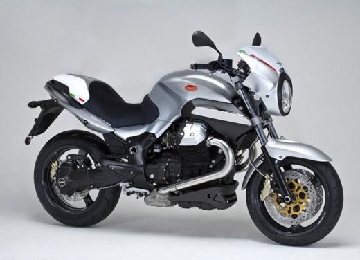 Moto Guzzi 1200 Sport 4V - Foto 8 di 21
