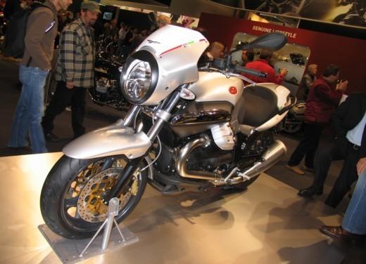 Moto Guzzi 1200 Sport 4V - Foto 20 di 21
