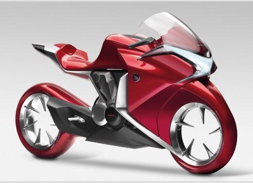 Honda V4 Concept - Foto 11 di 12