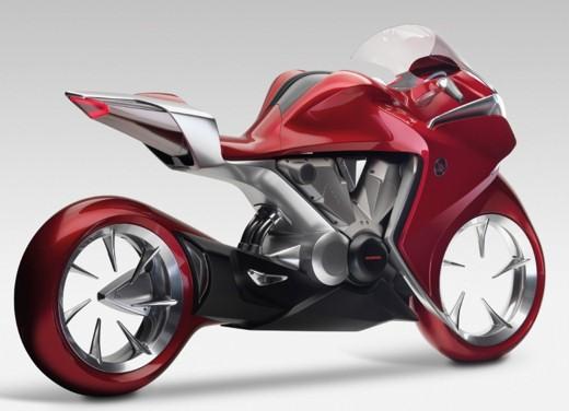 Honda V4 Concept - Foto 12 di 12