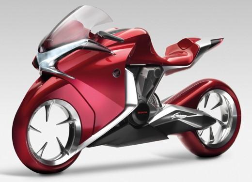 Honda V4 Concept - Foto 5 di 12
