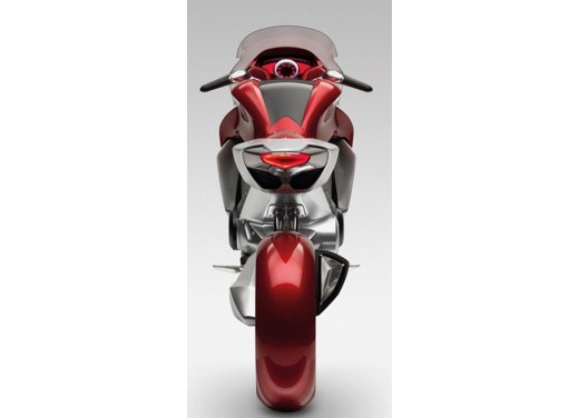Honda V4 Concept - Foto 7 di 12