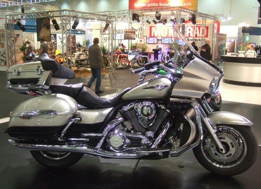 Kawasaki VN1700 Voyager - Foto 1 di 6