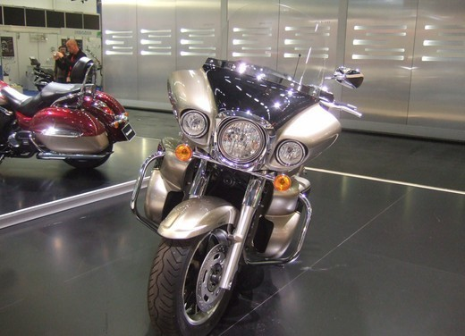 Kawasaki VN1700 Voyager - Foto 3 di 6