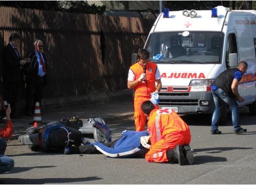 Giornata Europea della Sicurezza Stradale a Roma - Foto 10 di 12