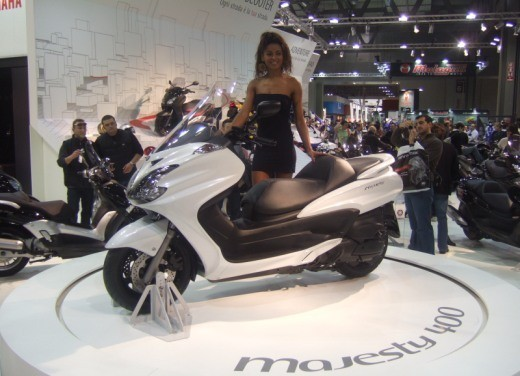 Yamaha Majesty 400 2009 - Foto 1 di 18