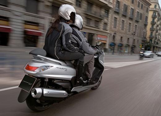 Yamaha Majesty 400 2009 - Foto 2 di 18