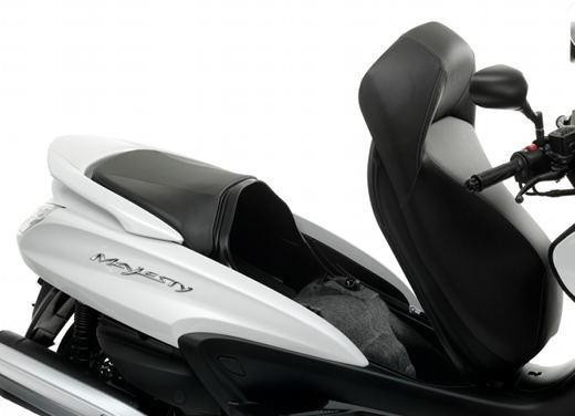 Yamaha Majesty 400 2009 - Foto 10 di 18
