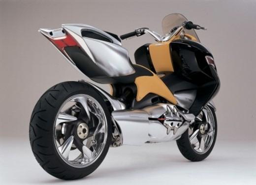 Honda GRF 750 - Foto 3 di 9