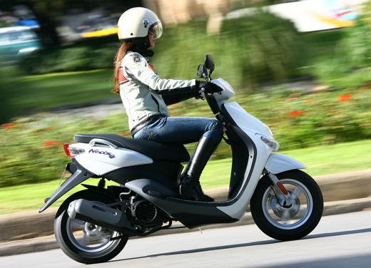 Yamaha Neo's 50 4T – Test Ride