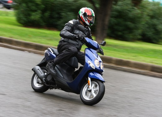 Yamaha Neo's 50 4T – Test Ride - Foto 3 di 19