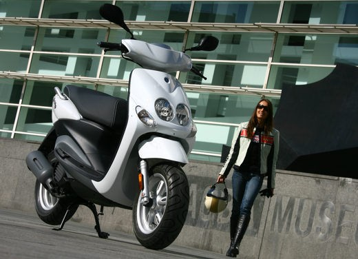 Yamaha Neo's 50 4T – Test Ride - Foto 8 di 19