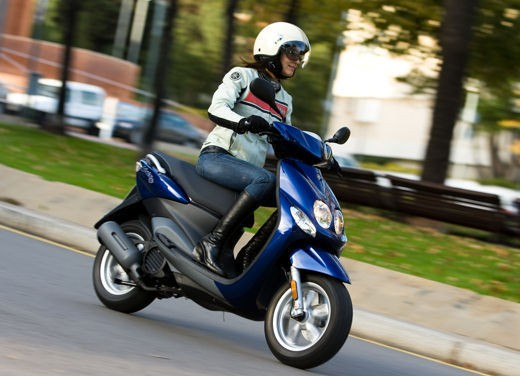 Yamaha Neo's 50 4T – Test Ride - Foto 10 di 19
