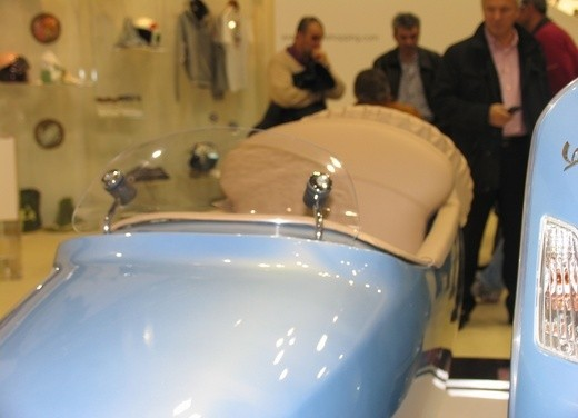Vespa GTV Sidecar - Foto 6 di 11