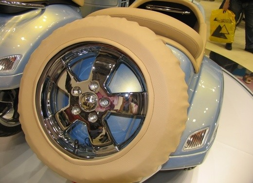 Vespa GTV Sidecar - Foto 10 di 11