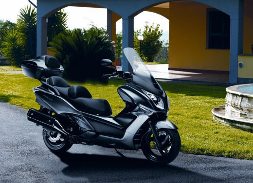 Honda SW-T 400 - Foto 1 di 22