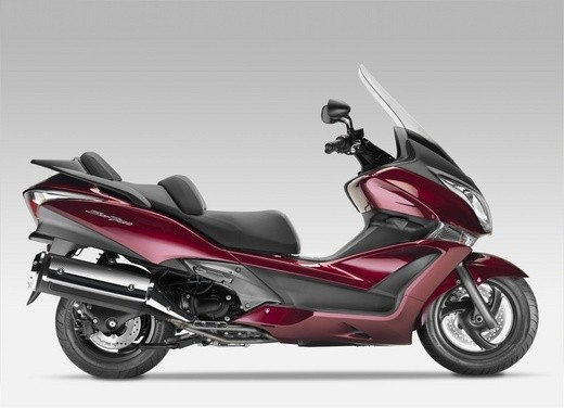 Honda SW-T 400 - Foto 5 di 22