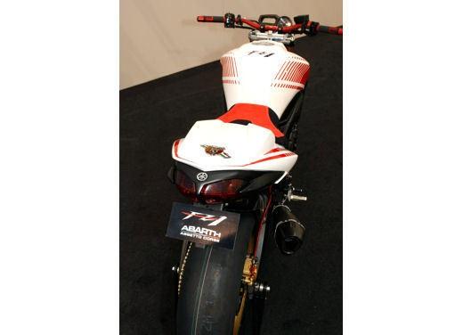 Yamaha FZ1 Concept Bike - Foto 6 di 17