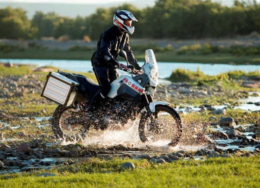 Yamaha XT660Z Tenerè – Long Test Ride