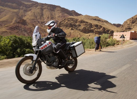 Yamaha XT660Z Tenerè – Long Test Ride - Foto 9 di 24