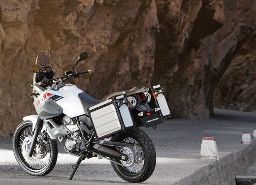 Yamaha XT660Z Tenerè – Long Test Ride - Foto 14 di 24