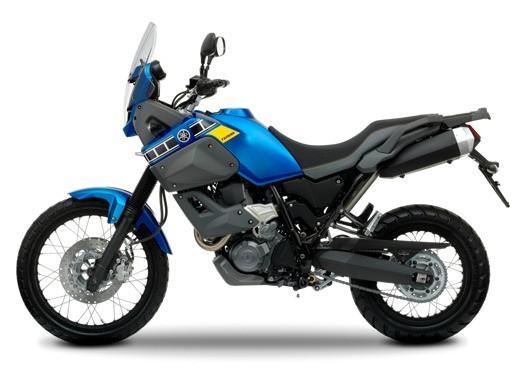 Yamaha XT660Z Tenerè – Long Test Ride - Foto 21 di 24