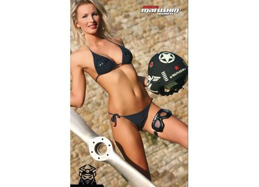 Calendario Marushin Helmets 2009 - Foto 5 di 15