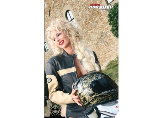 Calendario Marushin Helmets 2009 - Foto 6 di 15