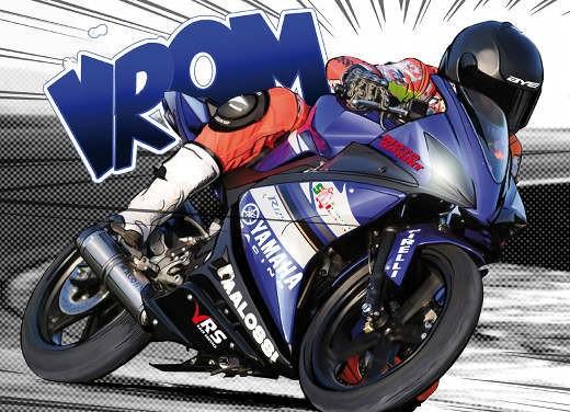Yamaha R125 Cup - Foto 3 di 10