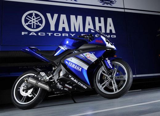 Yamaha R125 Cup - Foto 4 di 10
