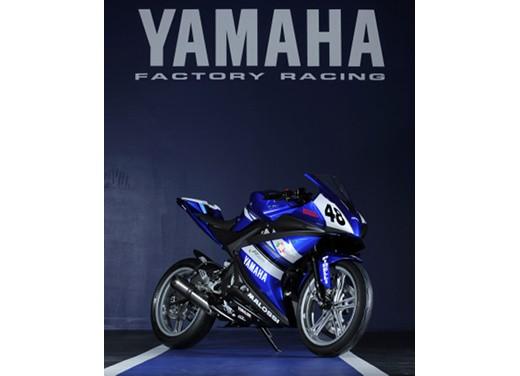 Yamaha R125 Cup - Foto 9 di 10