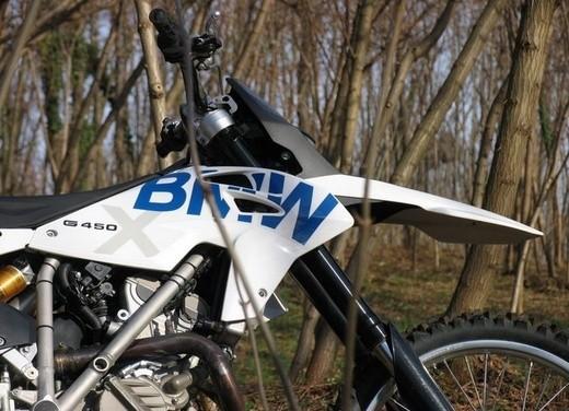 BMW G450X – Long Test Ride