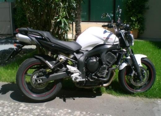Yamaha FZ6  –  Long Test Ride