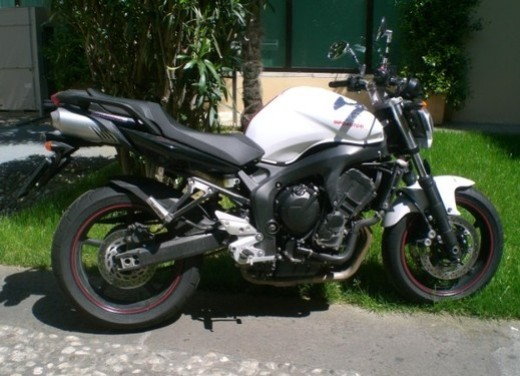 Yamaha FZ6  –  Long Test Ride - Foto 8 di 16